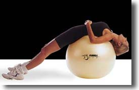 Having a FitBALL